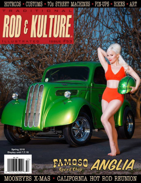 Rod & Kulture issue #53