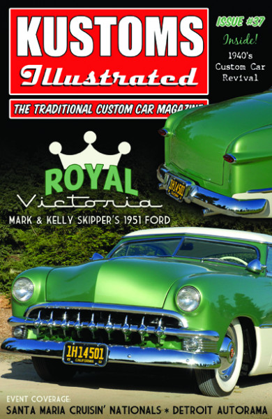 Kustoms Illustrated Issue #37