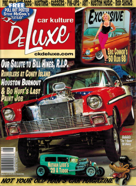 Car Kulture DE LUXE Issue 77