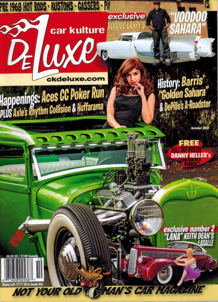 Car Kulture DE LUXE Issue 84