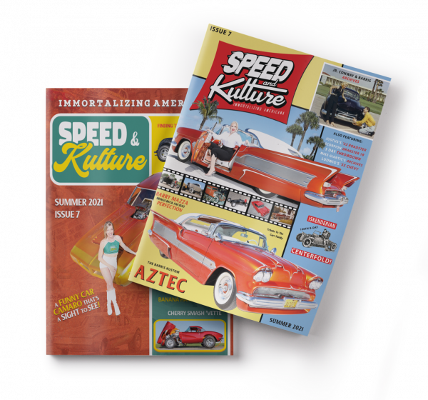 Speed and Kulture Issue #7 Summer2021