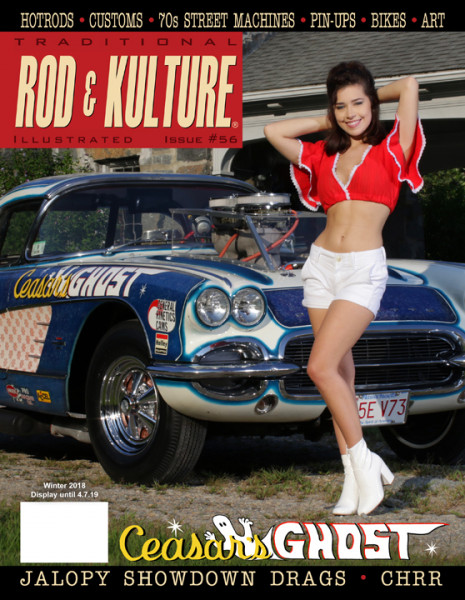 Rod & Kulture issue #56