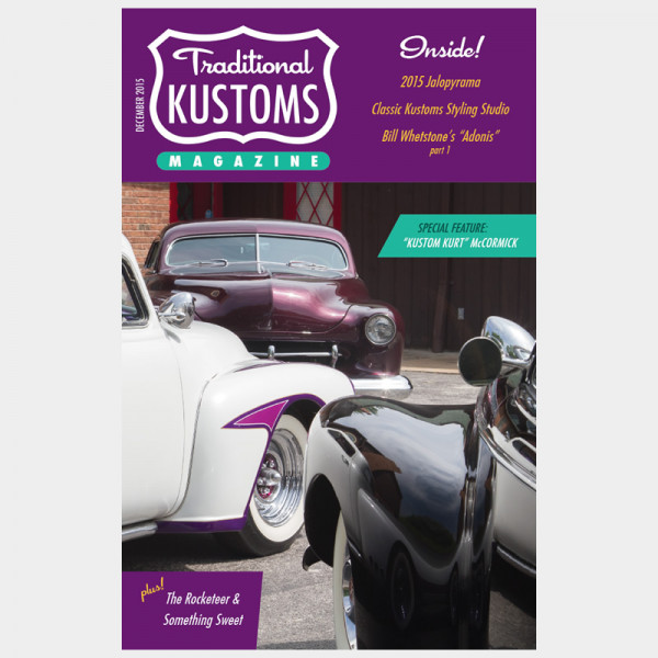 Traditional Kustoms Magazine Issue 9