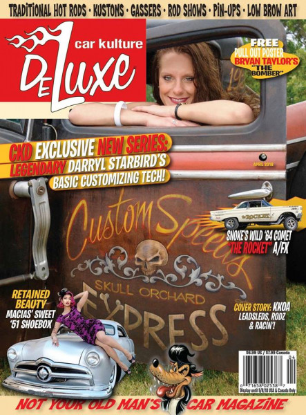 Car Kulture DE LUXE Issue 87