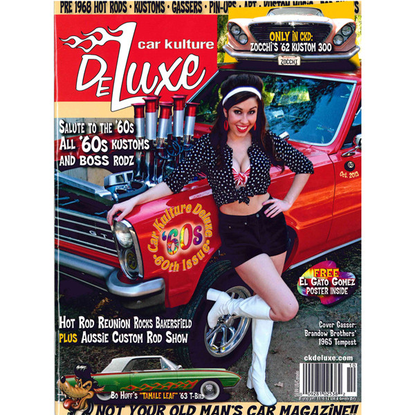 Car Kulture DE LUXE Issue 60