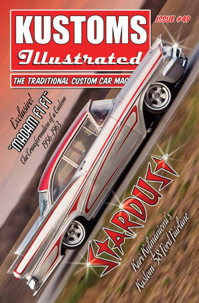 Kustoms Illustrated Issue #49
