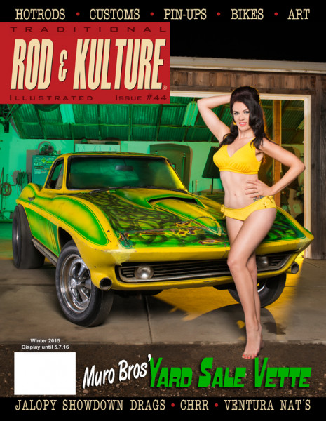 Rod & Kulture issue #44