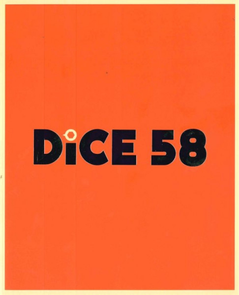 Dice Magazine Issue 58