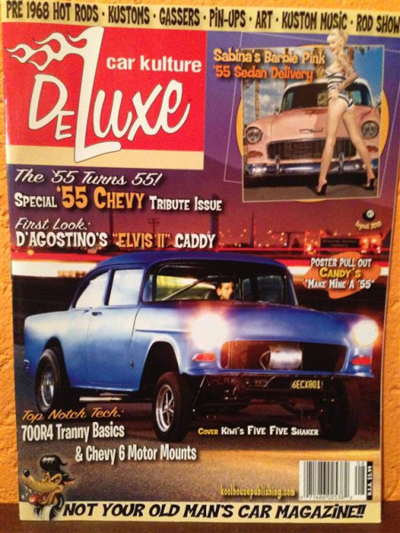 car Kulture DE LUXE Issue 41