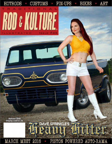 Rod & Kulture issue #46