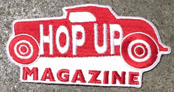 Hop Up Roadster Patch