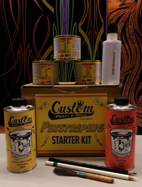 Pinstriping Starter Kit