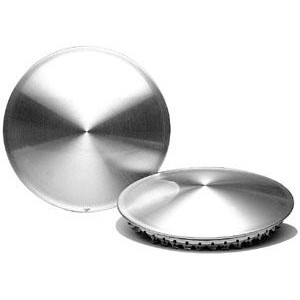 MOON WHEEL DISCS - SNAP ON TYPE / Set of 4