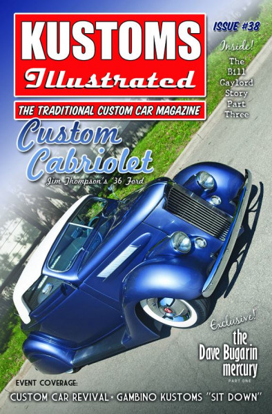 Kustoms Illustrated Issue #38