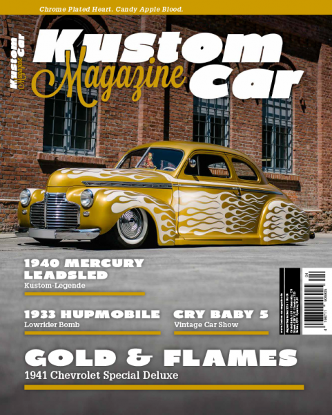 KUSTOM CAR MAGAZINE Issue 9