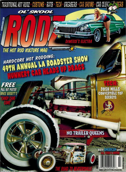 OL' SKOOL RODZ Issue 62