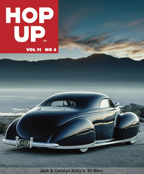 HOP UP Magazine Vol. 11 Number 4