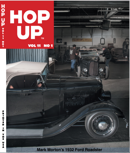 HOP UP Magazine Vol. 11 Number 1