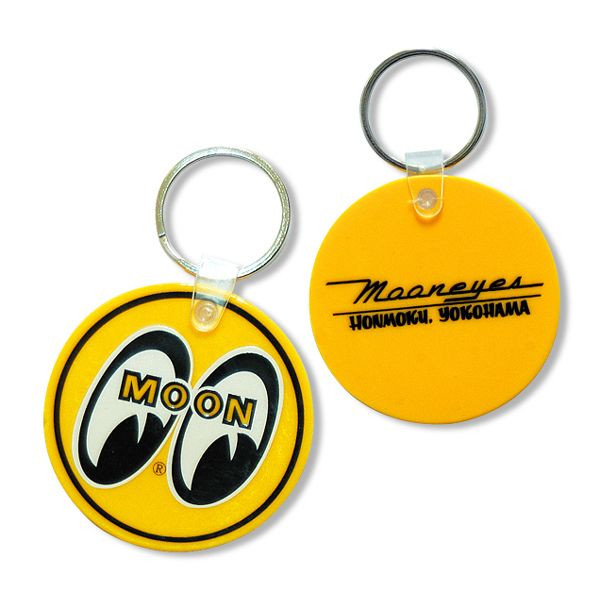 MOONEYES Soft Key Ring