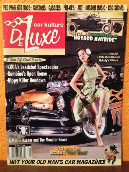 car Kulture DE LUXE Issue 45