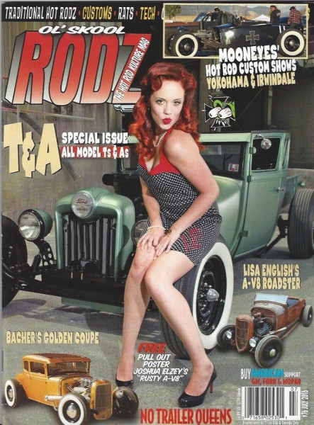 OL' SKOOL RODZ Issue 76