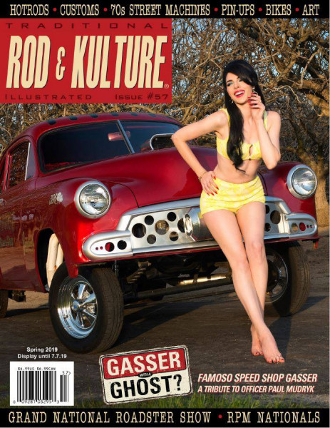 Rod & Kulture issue #57
