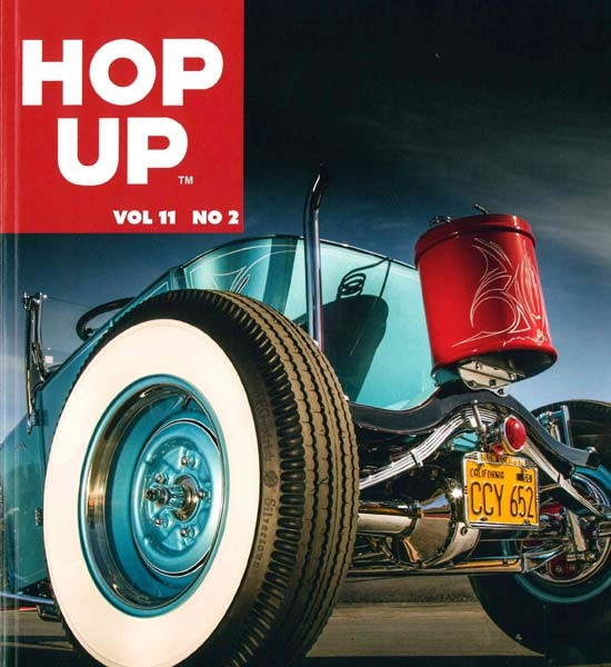 HOP UP Vol. 11 Number 2