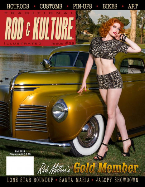 Rod & Kulture issue #39