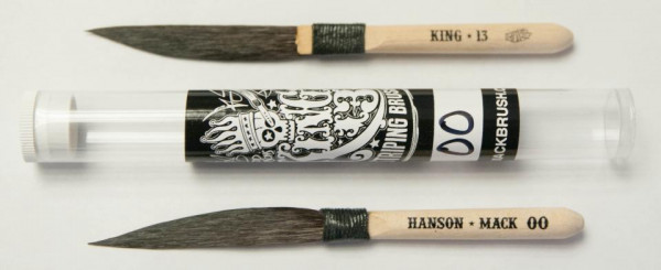 "SERIES 13 HANSON/MACK ""KING 13"" PINSTRIPING BRUSH"