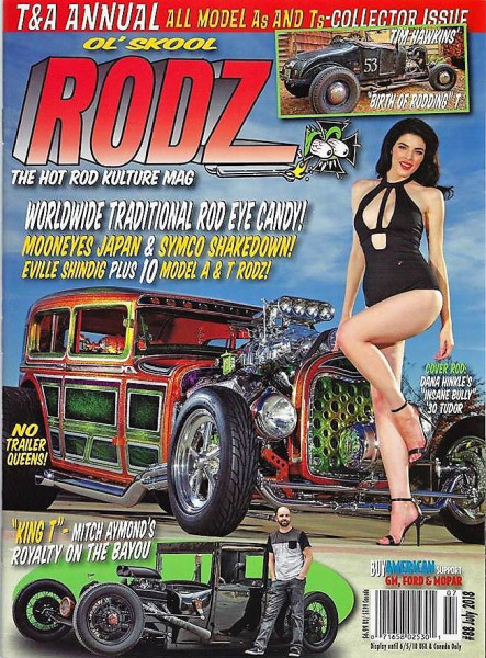 OL' SKOOL RODZ Issue 88
