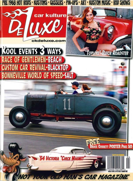 Car Kulture DE LUXE Issue 69
