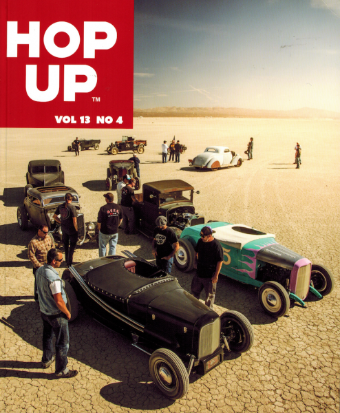 HOP UP Magazine Vol.13 Number 4