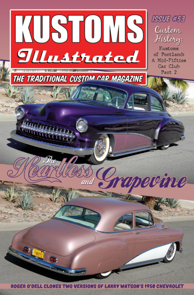 Kustoms Illustrated Issue #53