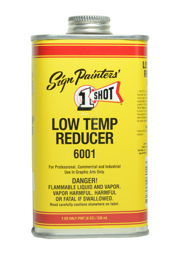 1-Shot Low Temp Reducer 6001