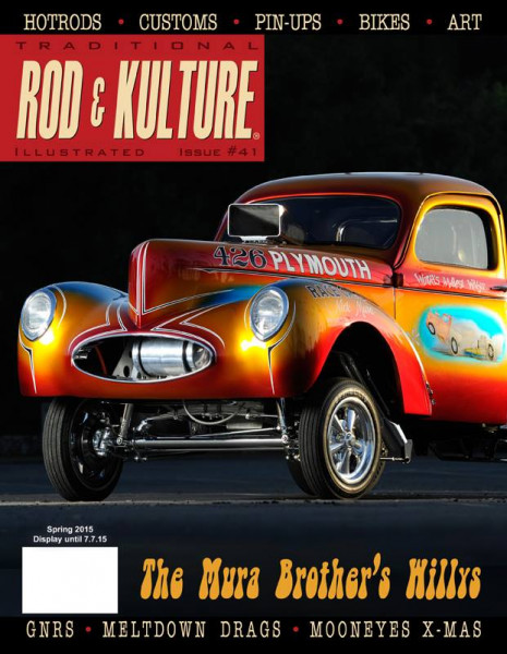 Rod & Kulture issue #41