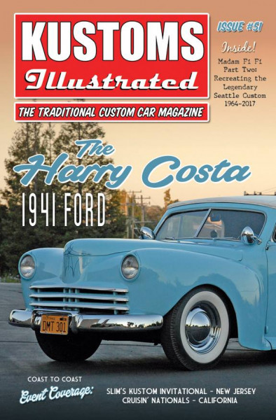 Kustoms Illustrated Issue #51