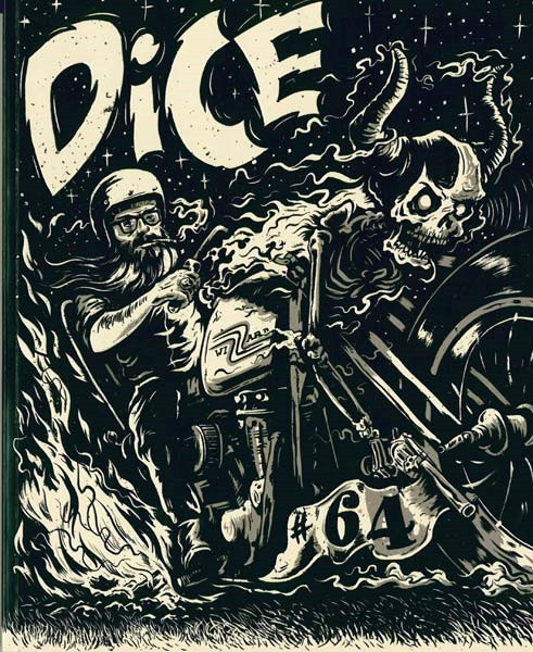 Dice Magazine Issue 64