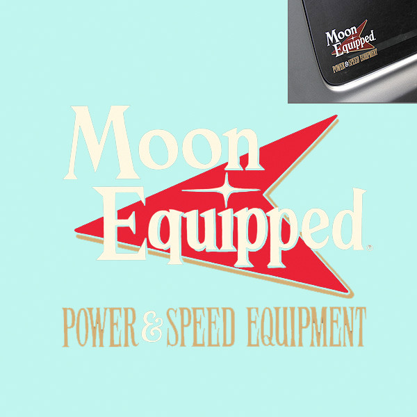 DECAL POWER & SPEED EQUIPMENT