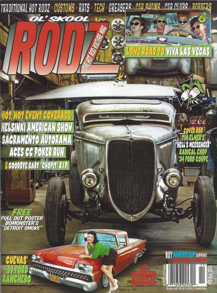 OL' SKOOL RODZ Issue 78