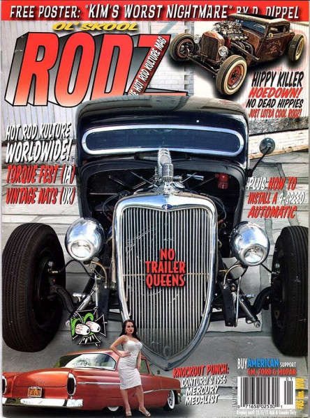 OL' SKOOL RODZ Issue 85