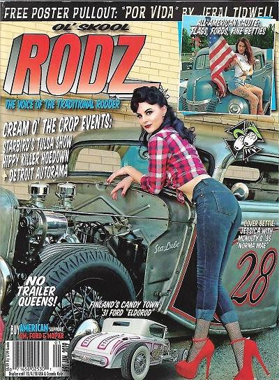 OL' SKOOL RODZ Issue 91