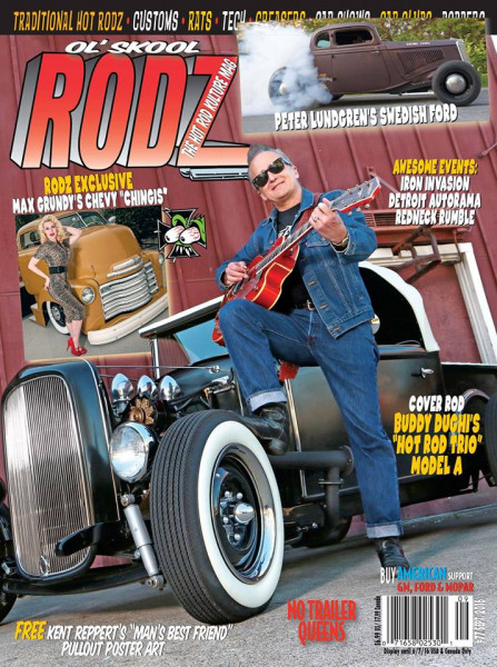 OL' SKOOL RODZ Issue 77