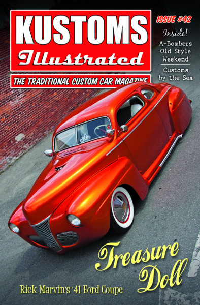 Kustoms Illustrated Issue #42