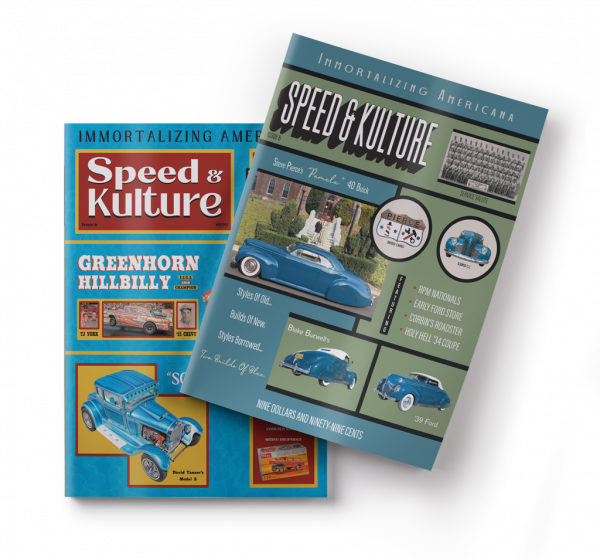 Speed and Kulture Issue #6 Spring 2021