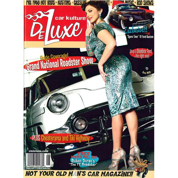car Kulture DE LUXE Issue 58