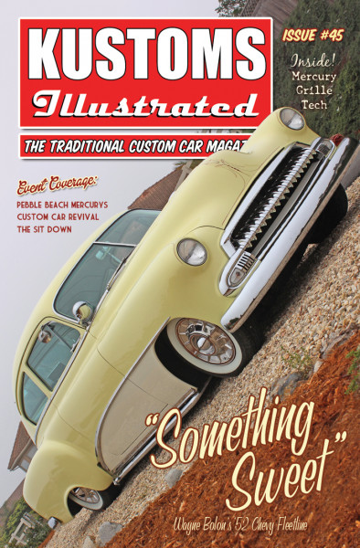 Kustoms Illustrated Issue #45