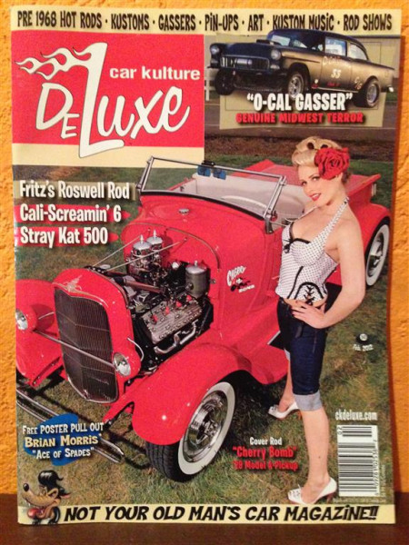 car Kulture DE LUXE Issue 50