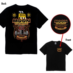 Moon Equipped Roadster T-shirt