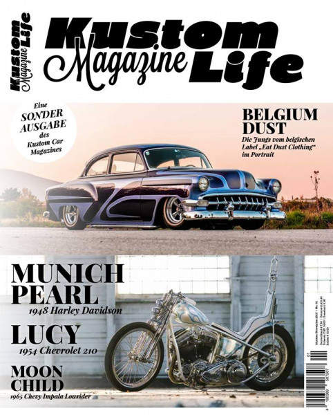 Kustom Life Magazine Issue 1