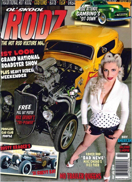 OL' SKOOL RODZ Issue 64